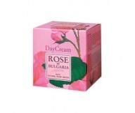 Biofresh Bulgarian Day/Daily cream ROSE with rose water 50ml