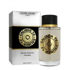Caliber 12 by Jeanne Arthes Eau De Parfum for Men 100ml