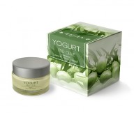 Refan Firming Anti-Aging Night Face cream Yogurt and Olive 30ml