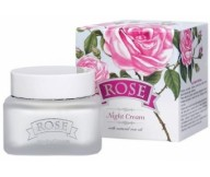 Bulgarian Rose Night Cream with rose oil 50ml/1.69oz