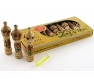 Bulgarian Rose Oil Perfume OTTO Wooden Box Muskal 10x2.1ml