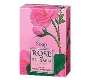 Biofresh Bulgarian Rose cosmetic Soap + rose water 100gr/3.53oz