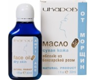 Ikarov Face oil for dry skin Natural Product 30ml/1.01