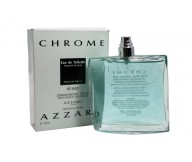 Azzaro Chrome EDT Eau De Toilette for Men 100ml TESTER