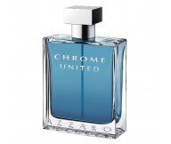 Azzaro Chrome United EDT Eau De Toilette for Men 100ml TESTER