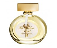 Antonio Banderas Her Golden Secret EDT Eau De Toilette for Woman 80ml TESTER