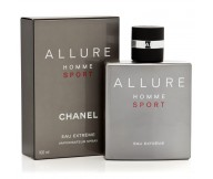 Chanel Allure Homme Sport Eau Extreme EDT Eau De Toilette for Men 100ml