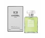 Chanel No.19 Poudre EDP Eau De Parfum for Women 100ml