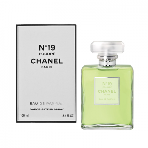 chanel 19 poudre. chanel no.19 poudre edp eau de parfum for women 100ml 19