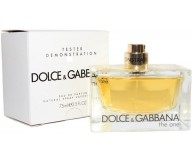 Dolce & Gabbana The One EDP Eau De Parfum for Women 75ml TESTER