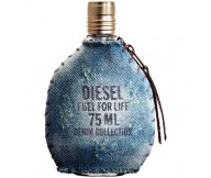 Diesel Fuel for Life Denim Collection EDT Eau De Toilette for Women 75ml TESTER