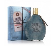 Fuel for Life Denim Collection Femme Diesel EDT Eau De Toilette for Women 75ml