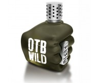 Diesel Only The Brave Wild EDT Eau De Toilette for Men 75ml TESTER