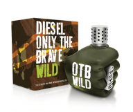 Diesel Only The Brave Wild EDT Eau De Toilette for Men 75ml