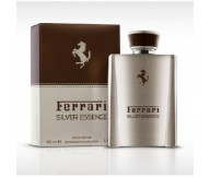 Ferrari Silver Essence Ferrari EDP Eau De Parfum for Men 100ml