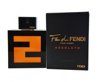 Fendi Fan di Fendi Assoluto EDT Eau De Toilette for Men 100ml