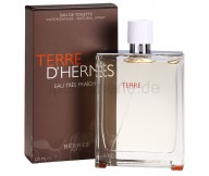 Hermes Terre d'Hermes Eau Tres Fraiche EDT Eau De Toilette for Men 125ml