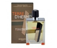 Terre d'Hermes H2 Bottle 2014 Hermes EDT Eau De Toilette for Men 100ml