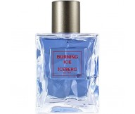 Burning Ice 2012 Iceberg EDT Eau De Toilette for Men 100ml