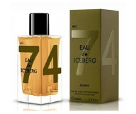 Eau de Iceberg Amber 2012 Iceberg EDT Eau De Toilette for Men 100ml