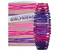 Justin Bieber Girlfriend  EDP Eau De Parfum for Women 100ml