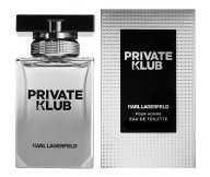 Karl Lagerfeld Private Klub EDT Eau De Toilette for Men 100ml