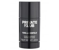 Karl Lagerfeld Private Klub Deodorant Stick for Men 75ml