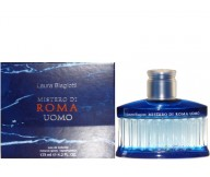 Laura Biagiotti Mistero di Roma Uomo EDT Eau De Toilettte for Men 125ml