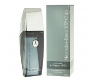 Mercedes-Benz VIP Club Black Leather EDT Eau De Toilette for Men 100ml