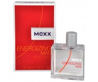 Mexx Energizing Man EDT Eau De Toilette for Men 75ml