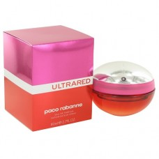 Paco Rabanne Ultrared EDP Eau De Parfum for Women 80ml