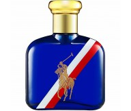 Ralph Lauren Polo Red White & Blue EDT Eau De Toilette for Men 125ml TESTER
