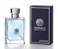 Versace Pour Homme After Lotion for Men 100m