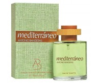 Mediterraneo Antonio Banderas EDT Eau De Toilette for Men 100ml