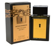 The Golden Secret Antonio Banderas Eau De Toilette for Men 50ml