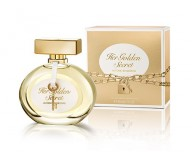 Her Golden Secret by Antonio Banderas EDT Eau De Toilette for Woman 50ml