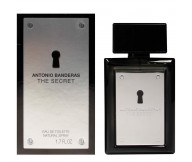 The Secret Antonio Banderas EDT Eau De Toilette for Men 50ml