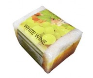 Refan Peeling Cosmetic Soap-sponge White Wine 80gr