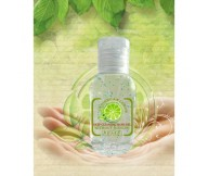 "Refan Bulgaria Deep Cleansing Hand Gel ""Caribbiean Lemon"" 50ml"