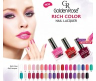 Golden Rose Rich Color Nail Polish 10,5ml