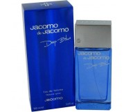 Jacomo de Jacomo Deep Blue Jacomo EDT Eau De Toilette for Men 100ml