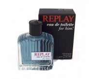 Replay for Him Replay EDT Eau De Toilette for Men 75ml