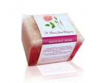 Refan Bulgarian Rose Body Sponge/Peeling Soap 75gr